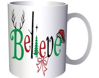 Believe and You can Achieve 11oz Mug v967