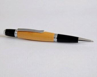 Pen,Cherry wood Pen,handmade woodturning