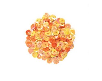 Hero Arts: CH304 OMBRE SUNSHINE SEQUINS, embellishments, gems, pearls, accessories,, sequins, crafting, card making, sewing,