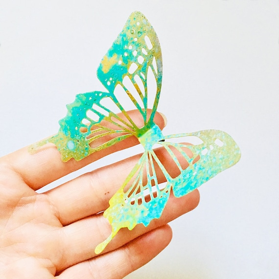 Butterfly pin - Butterfly brooch - Fly pin - Brooch butterfly - Nature pin - Butterfly fashion jewelry - Butterfly colorful pin