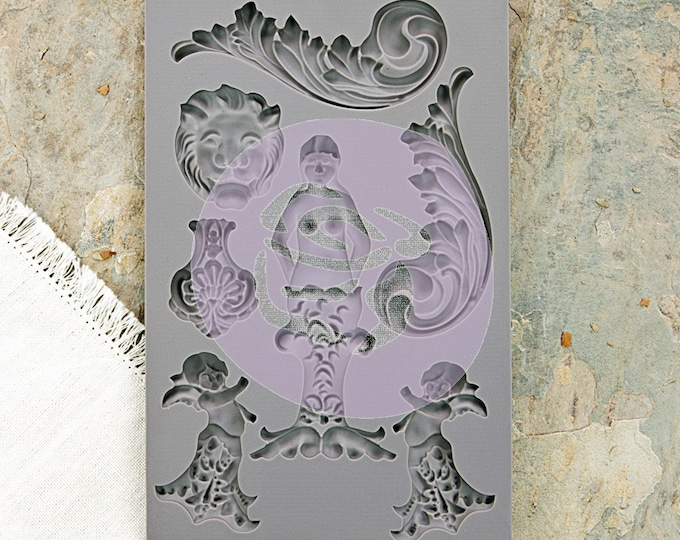 Iron Orchid Designs - Nautica II - Moulds