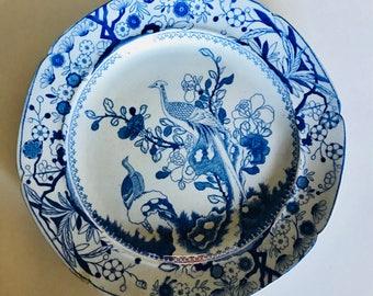 Vintage Ironstone China Plate