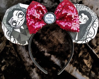 The Addams Family Inspired Ears