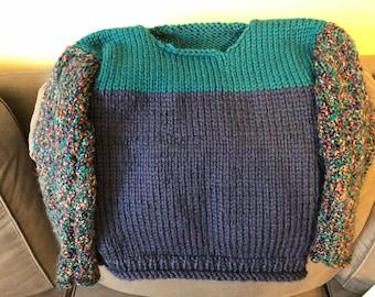Fun child's sweater