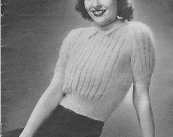 1940s Ladder Stitch