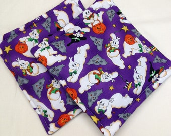 HALLOWEEN Potholders set of 2
