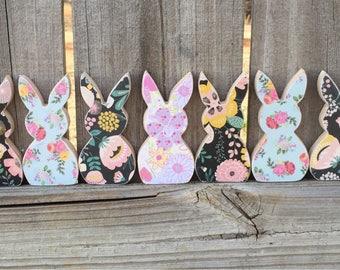 Miniature Easter bunny