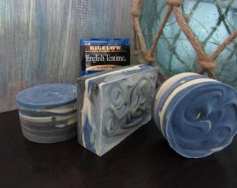 Black Tea Soap  3.0 oz