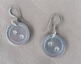 Aluminum Drop Earrings *CUSTOMIZABLE*