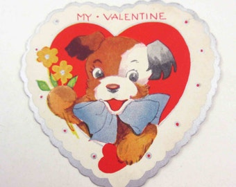 Good Valentine Bow Adorable Dog - il_340x270  HD_708275  .jpg?version\u003d0