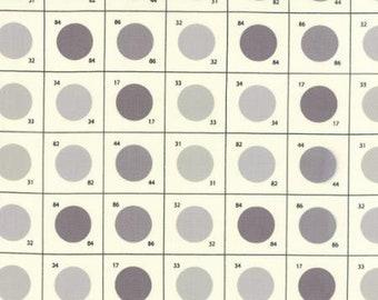 Miauw of nooit Stone Grey, 26095-18 door Erin Michael van Moda stoffen, halve Yard