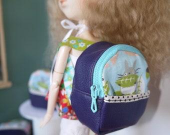 Totoro bag for Pullip Dal Yeolume Isul Taeyang Barbie