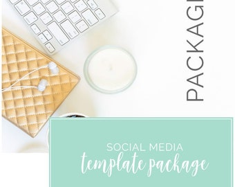 Custom Social Media Templates | Business Branding | Social Media | Branding