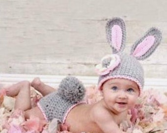 Little bunny photo set