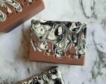 Goats Milk Soap - Tea Tree & Lavender - Essential Oil - Natural Soap - Palm Free Soap - Facial Soap - Bar Soap - Organic Skin Care