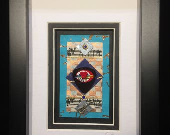 Tom Petty Guitar pick Art