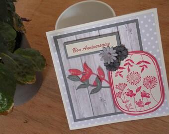 Single card - happy birthday - 10013