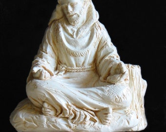 Saint Francis Meditating