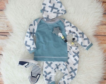 Baby boy clothes|| Baby boy coming home outfit|| Newborn boy coming home outfit|| Take home outfit|| Baby shower gift/ Take home outfit