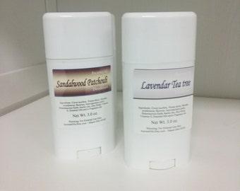 Natural Deodorant Baking Soda Free Deodorant
