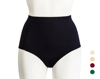 Highwaisted bikini bottom - REVERSIBLE - NEW COLORS !