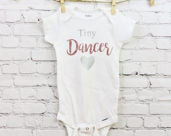 Tiny Dancer Baby Onesie - Customize It - Baby Gift Idea - Baby Bodysuit