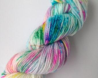 Fairy, 100% wool, hand dyed, 100gm skein