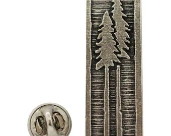 Tall Trees  ~ Lapel Pin/Brooch ~ A1030