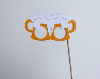 Mature Photo Booth Props - Beer Goggle Glasses