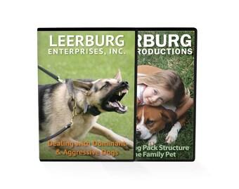 Leerburg's Behavior Problems in Dogs DVD SET