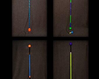 Practice Contact Flow Wands
