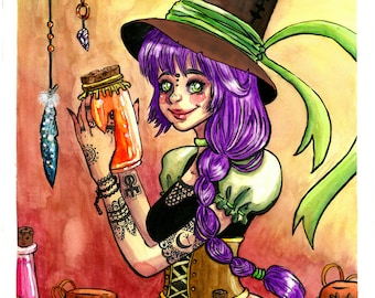 Potions Witch