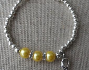 013 Bone/Sarcoma Cancer Awareness Bracelet
