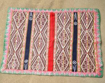 Peruvian Manta - Textile
