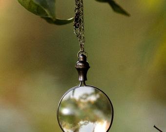 Monocle Necklace