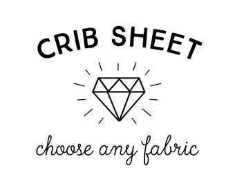 Crib Sheet in Any Print. Cotton or Minky. Crib Sheet. Fitted Crib Sheet. Baby Bedding. Crib Bedding. Minky Crib Sheet. Crib Sheets.