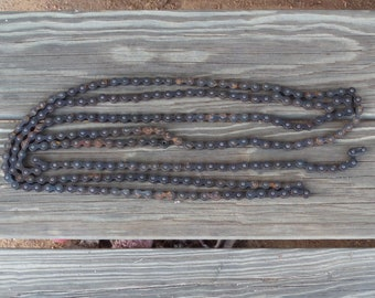 Rusty Roller Chain | 10' Rustic Hero Chain Found Objects | Heavy Metal Assemblage Steampunk Supply | Salvage Barn Find Chain