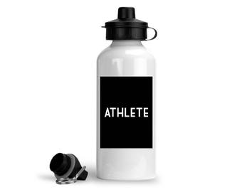 Athlete, Crossfit Sports Bottle, Crossfit Gift, Crossfit Bottle, Crossfit Water Bottle, Crossfit Funny Gifts
