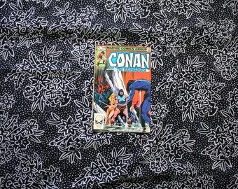Conan The Barbarian #149 Vintage Marvel Comic Book. 1983 Barbarian Fantasy Bronze Age Comic. 80s Conan Barbarian Comic