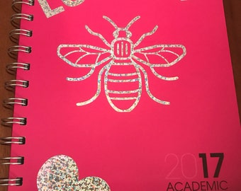 Personalised Academic Diary any wording