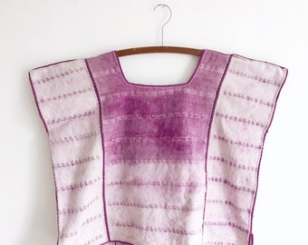 Raw Cotton Hanmade Ethnic Top, Small