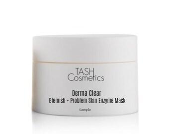 Derma Clear Blemish + Problem Skin Enzyme Mask-Sample