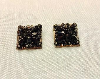Vintage Liz Claiborne Clip on Earrings
