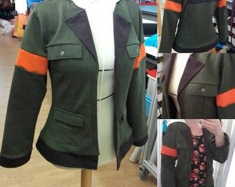 VOLTRON - Lance jacket PATTERNS