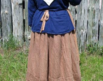 Colonial Woman's Petticoat