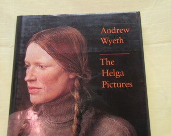 Andrew Wyeth * The Helga Pictures ** John Wilmerding ** 1987 ** sj