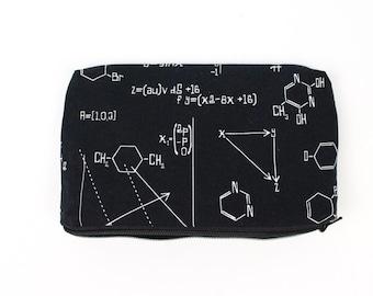 The Scientific Wallet / Bag / Small Makeup Bag
