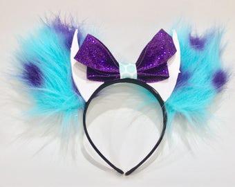 Monster's Inc. inspired Sully Ears
