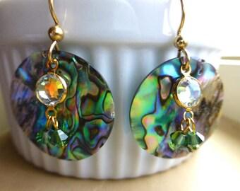 Song of the ocean earrings