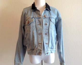 Bill Blass Denim Vintage Jacket